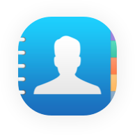 Contacts Journal App Icon